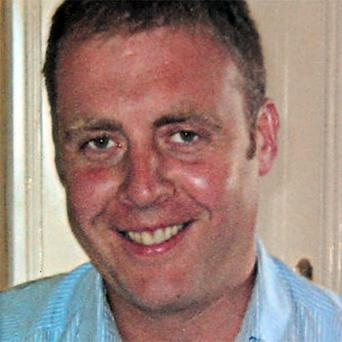 Det Garda Adrian Donohoe: killed outside credit union
