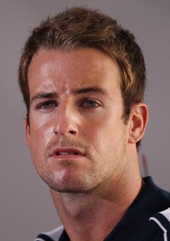 Swimmer James Magnussen