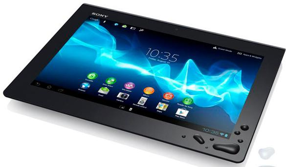 The Sony Tablet Z