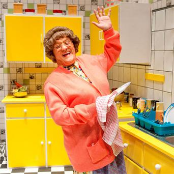 Mrs Brown might be a truthful template of how we feel about mammies