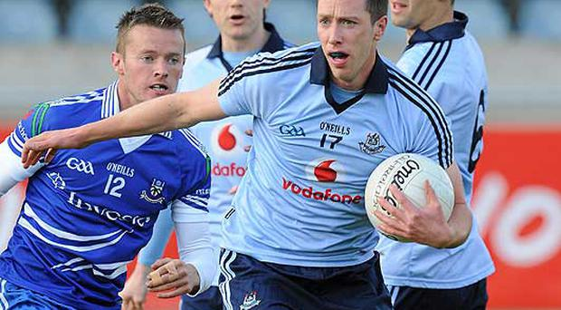 Barry Cahill won eight Leinster titles and an All-Ireland medal two years ago