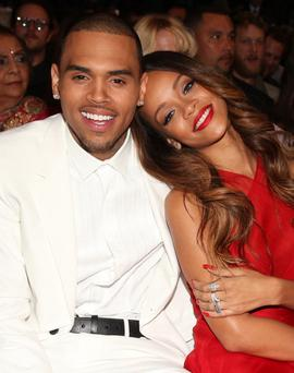 Speculation that singer and her boyfriend Chris Brown are expecting their first child together.