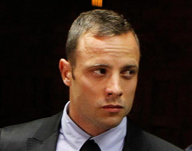Oscar Pistorius. Photo: REUTERS