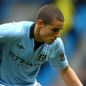 Manchester City's Jack Rodwell