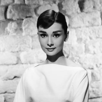 Audrey Hepburn chat-up line voted best in movie history.