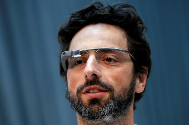 Google co-founder Sergey Brin looks on after the Life Sciences Breakthrough Prize announcement in San Francisco, California last week