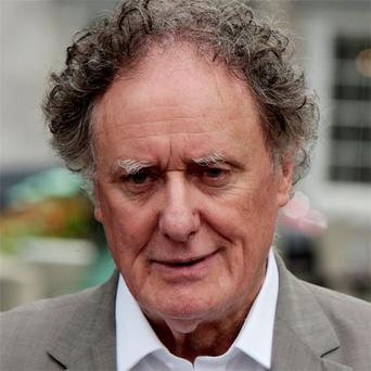 Vincent Browne: said 'Arab lands were stolen'
