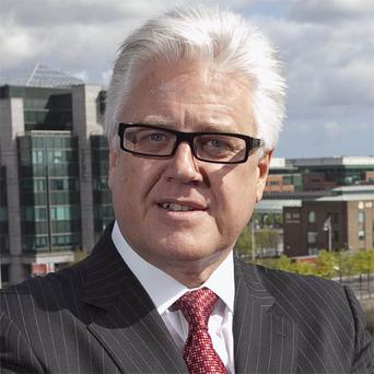 Ulster Bank chief executive Jim Brown