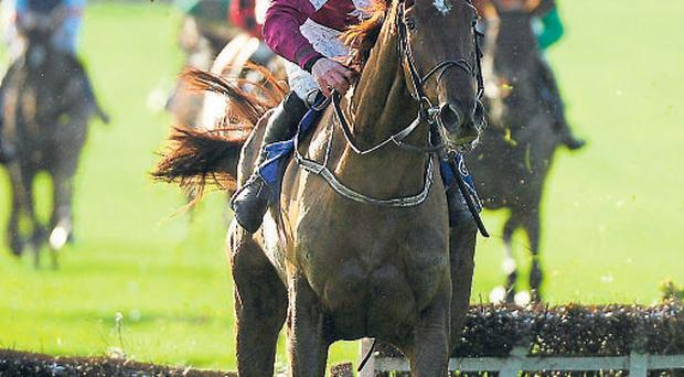 Davy Russell can guide Toostrong to victory
