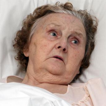 Margaret Lilly: attacked in her Buncrana, Donegal, home