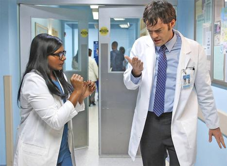 Mindy Kaling starring in 'The Mindy Project.