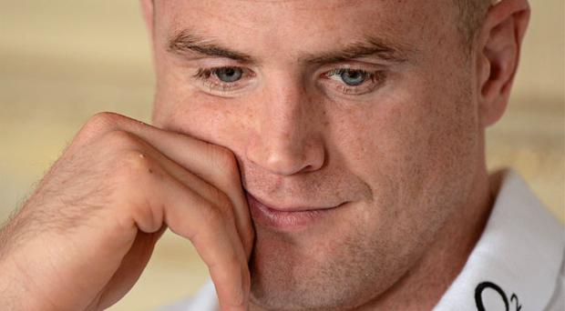 Jamie Heaslip has nothing to prove to anybody, according to Victor Costello