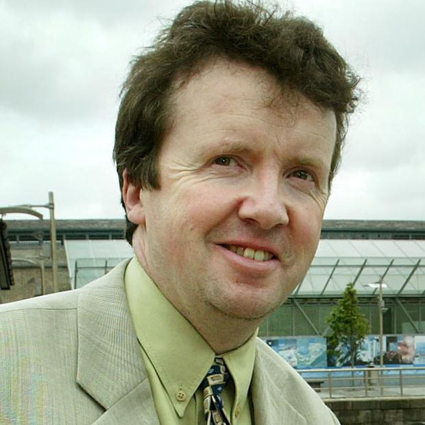 Alan McQuaid of Merrion: 'output outlook is subdued'