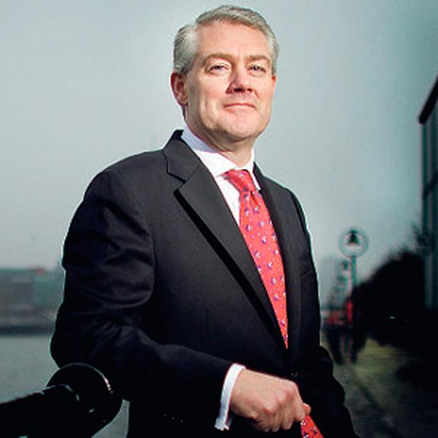 Paul Finnerty chief executive of ABP