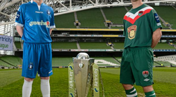 Estimates vary as to how many will turn up in Thomond Park for today's clash of Limerick and Cork City