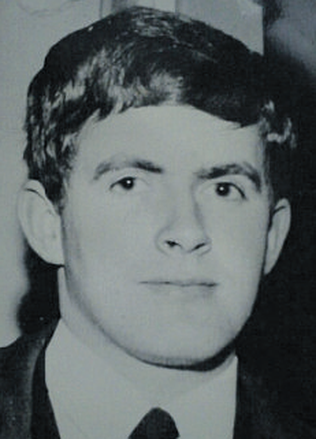 Eamon Ryan: murdered by the IRA during a bank raid