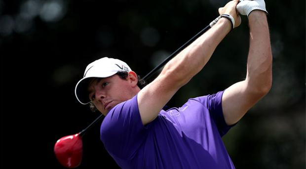 Rory McIlroy found some impressive form in Florida last weekend