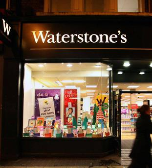 Waterstones is fighting back against the shift to online sales.