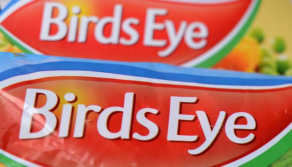 A general view of the Birds Eye logo as ready meals containing horse DNA may still be on sale despite a product recall, trading standards officials have said.