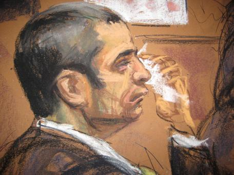 Former New York City police officer Gilberto Valle, dubbed by local media as the