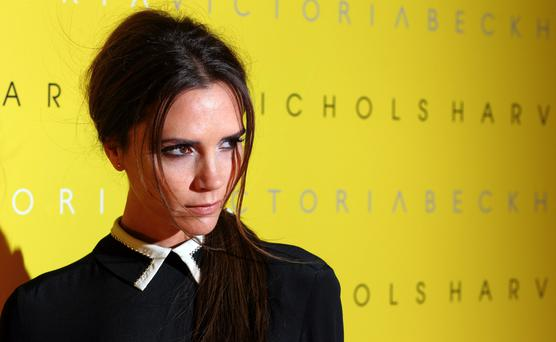 Victoria Beckham admitted she has had to pair back her beauty regime