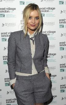 Laura Whitmore (Photo by Dave M. Benett)