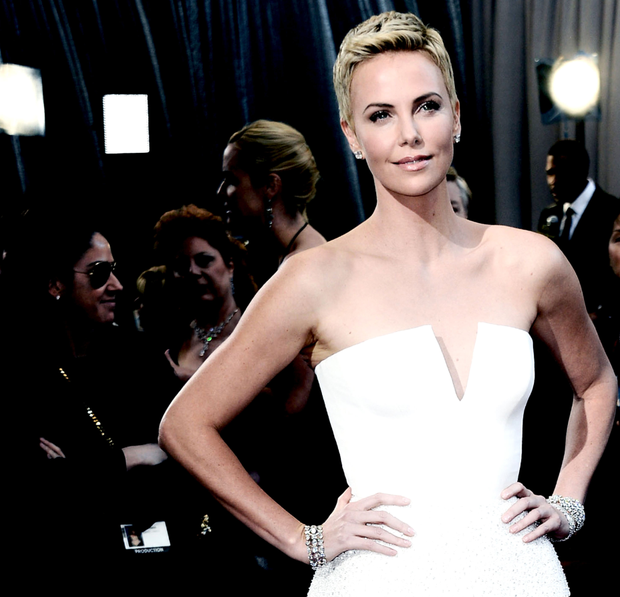 Leslie Fremar, the woman who dressed Charlize Theron for the Oscars has been named American's top stylist