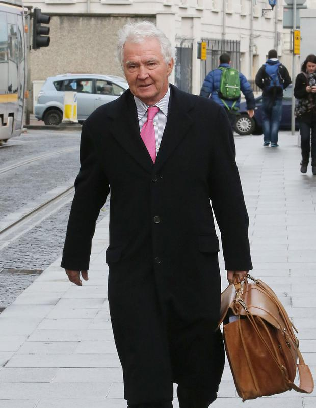 Former Anglo boss Sean FitzPatrick
