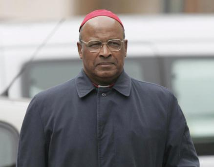 South African Cardinal Wilfrid Fox Napier