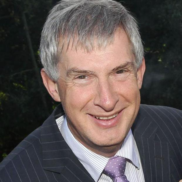 BWG chief Willie O'Byrne: 'strong on the forecourts with Maxol'
