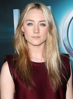 Saoirse Ronan looked incredible at the premiere of The Host