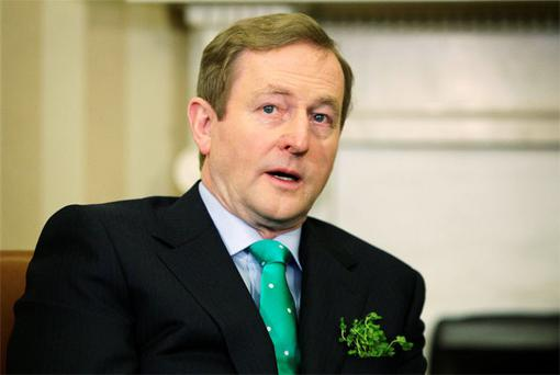 The Taoiseach will discuss using Ireland as a location for movie production with Mr Spielberg, who is highly influential in Hollywood.