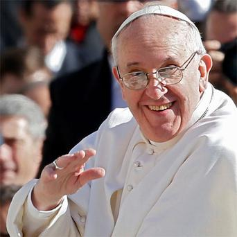 Pope Francis has already been nicknamed the unpredictable pope