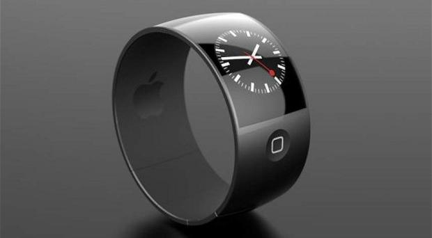 How Apple's iWatch could look - can we expect mock-ups of a Google watch soon? Photo: Cult of Mac