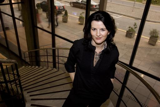 Deirdre O'Kane said she is going to concentrate on being an actress Photo: Mark Condren