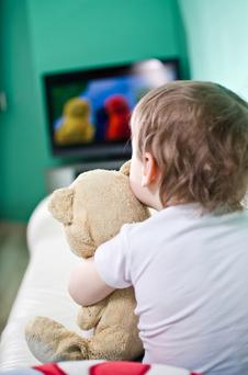 Watching TV for three hours a day will not harm your children