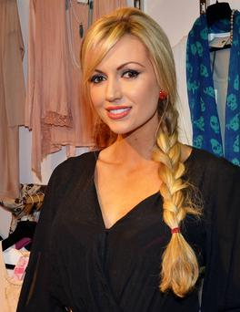 Rosanna Davison shares her beauty secrets