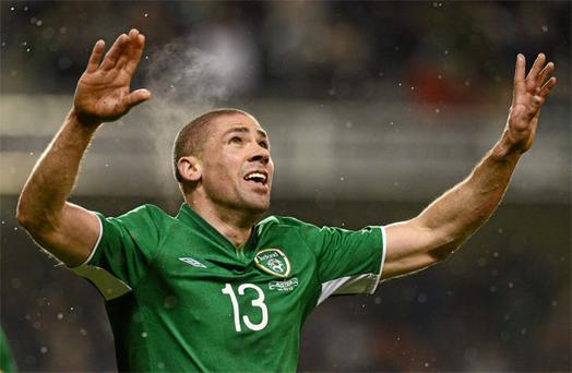 Jon Walters after scoring his second goal