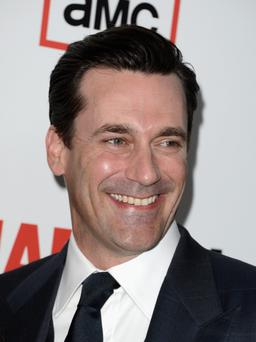Actor Jon Hamm was said to be told recently to put on pants on the set of Mad Men
