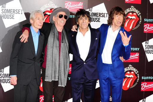 The Rolling Stones are to headline at Glastonbury