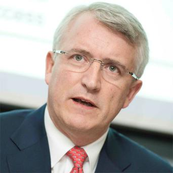 AIB chief executive David Duffy