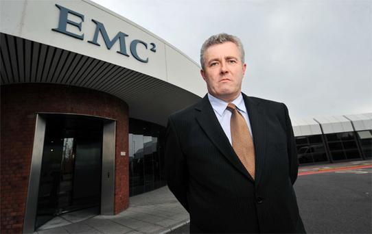 EMC chief Bob Savage: 'Cork Airport has no direct flight to Dublin, so that is a huge challenge for us'
