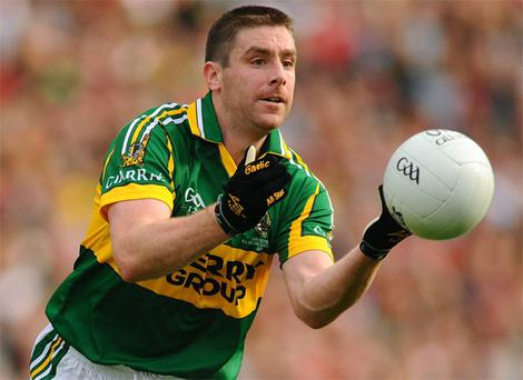 Former Kerry star Darragh O Se