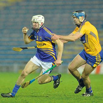 Brendan Maher looks like he's getting back to his best for Tipperary