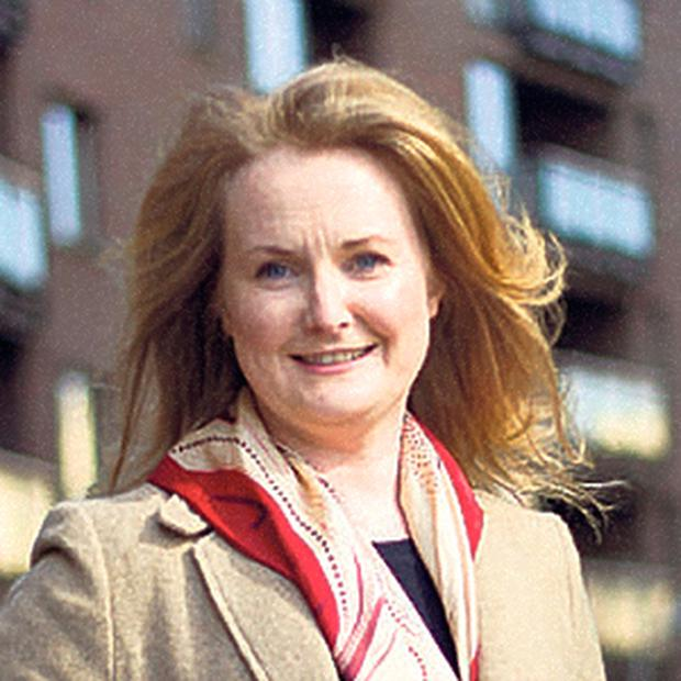 WORRYING: Fianna Fail councillor Mary Fitzpatrick