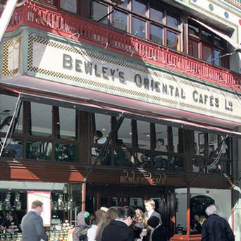 Bewley's on Grafton Street.