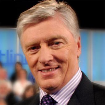 Pat Kenny: €630,000 pay