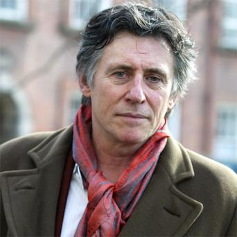 Gabriel Byrne once trained to be a priest but is unrepentant about his break from the church