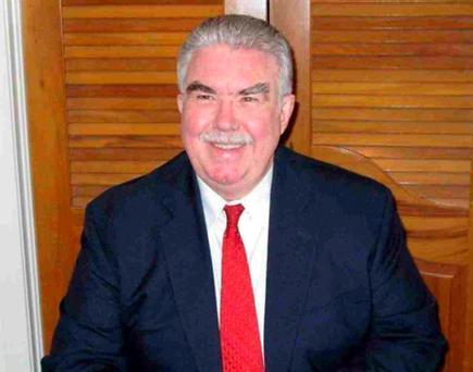 Kaufman County district attorney Mike McLelland