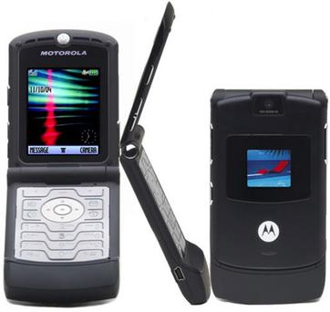 Number 7: Motorola RAZR V3, launched in 2004, sold more than 130 million units